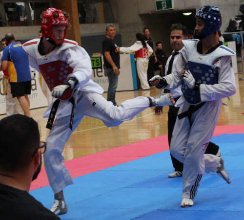 Southern Stars Taekwondo consistently produces talented athletes at the top level
